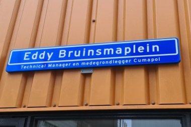 IN MEMORIAM - Eddy Bruinsma