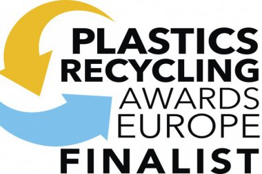 Finalist of Plastics Recycling Awards Europe 2020