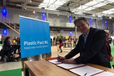 Cumapol signs up to the Plastic pact NL